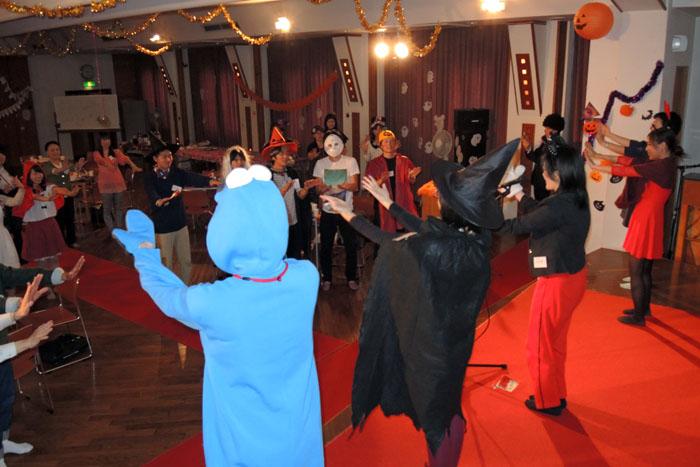 2014ハロウィン踊り2